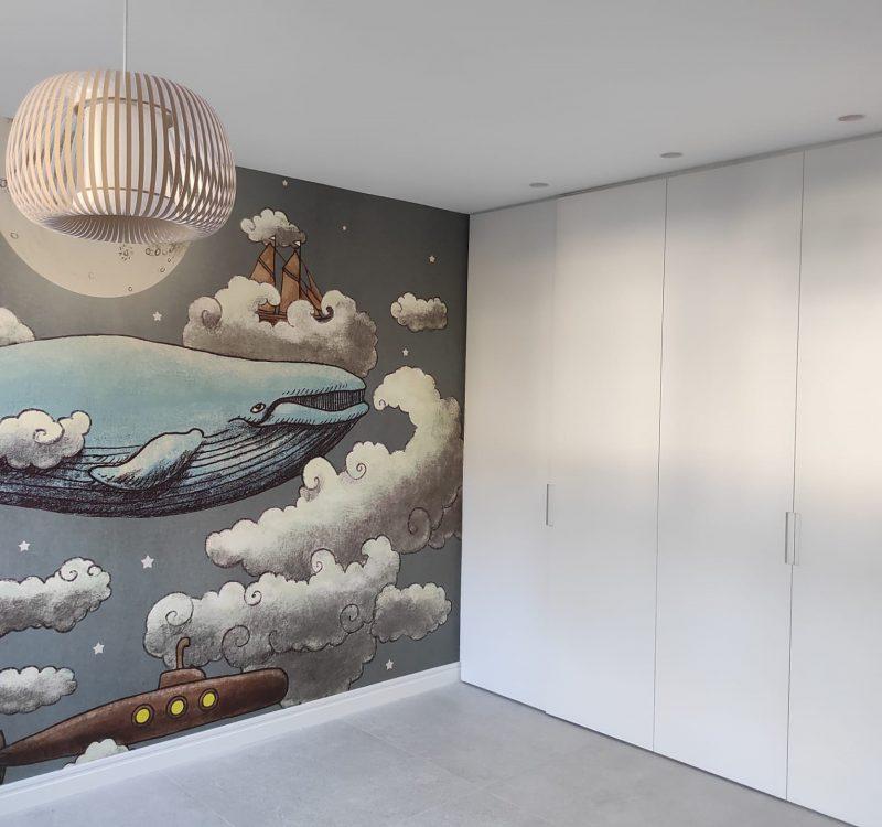 Dormitorio ballena 2
